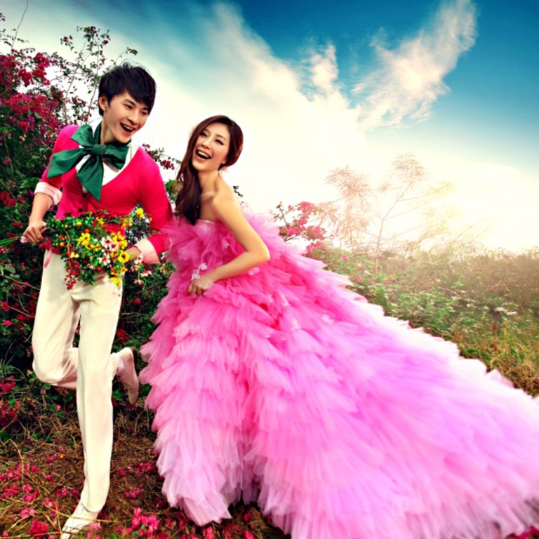 207 HAWA-5 Gaun Pernikahan Inspirasi Film-1