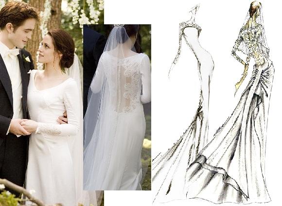 207 HAWA-5 Gaun Pernikahan Inspirasi Film-5