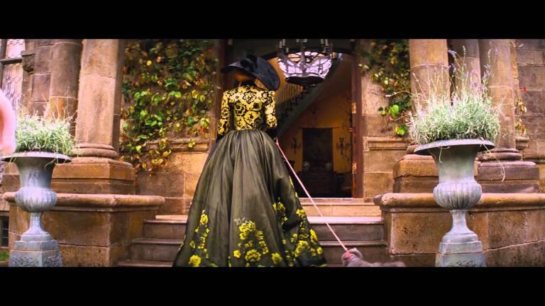 209 HAWA-Tiru Gaun A la Para Putri Disney-4