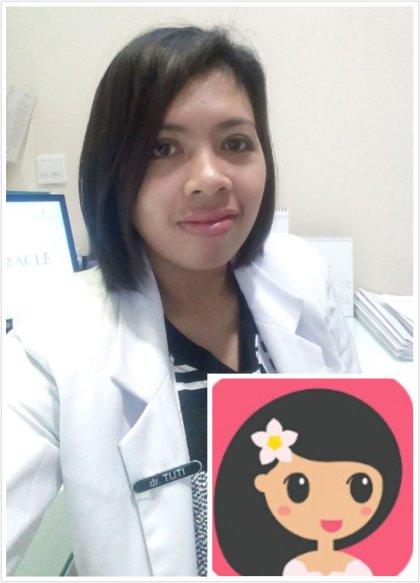 Dr Tuti Ahli kecantikan HAWA