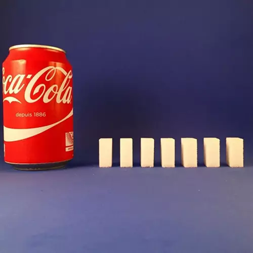 264 HAWA-OMG! Minum Sebotol Kaleng Coca Cola Sama Dengan Memakan 7 Blok Gula-12
