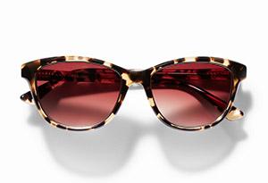 266 HAWA-Modis dengan Sunglasses Sesuai Bentuk Wajah-4