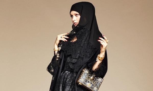 286 HAWA-Dolce and Gabbana Meluncurkan Koleksi Hijab-3