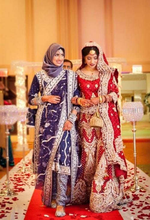 289 HAWA-Kombinasi Saree dan Hijab, Bisa Kok-3