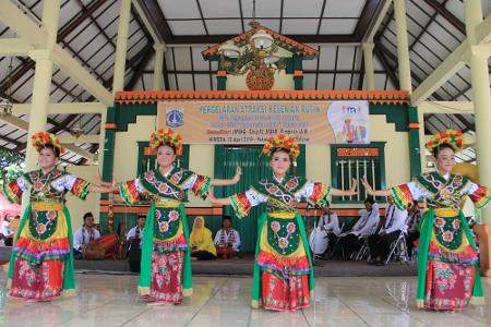 311 HAWA-5 Tarian Tradisional Indonesia Untuk Berolahraga-2