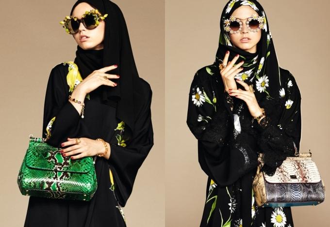 348 HAWA-Koleksi Terbaru Dolce & Gabbana untuk Muslimah-1