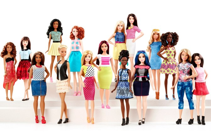 352 HAWA-Boneka Barbie Terbaru punya Berbagai Macam Bentuk Tubuh-4