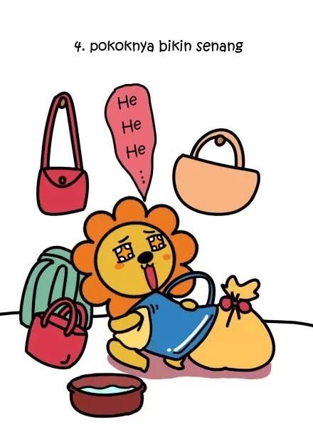 356 HAWA-Apa Arti membeli Tas Mahal Bagi Wanita-4