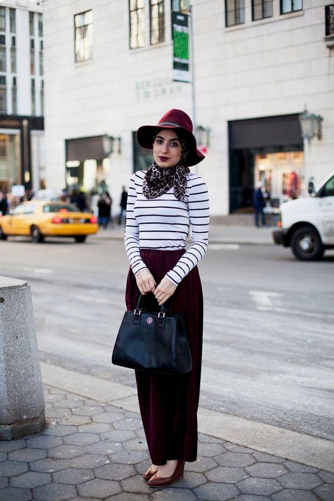 361 HAWA-Menggunakan Hijab dan Topi Bersamaan, Kenapa Tidak-1