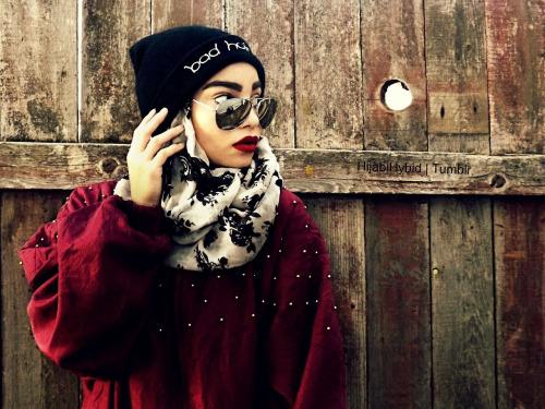 361 HAWA-Menggunakan Hijab dan Topi Bersamaan, Kenapa Tidak-2