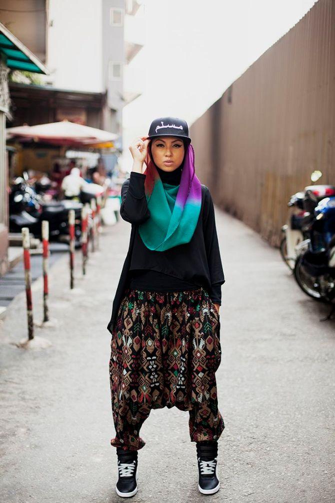 361 HAWA-Menggunakan Hijab dan Topi Bersamaan, Kenapa Tidak-5