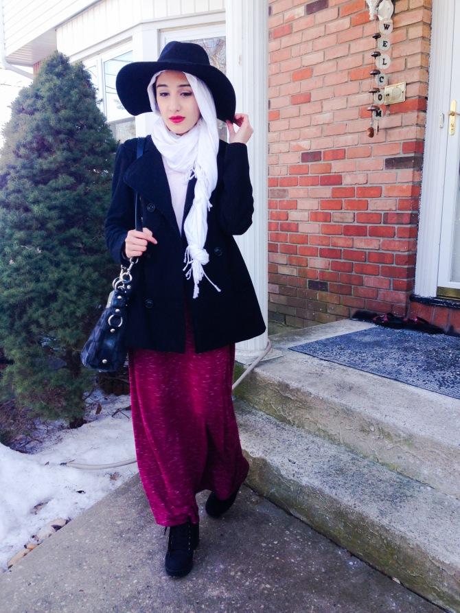 361 HAWA-Menggunakan Hijab dan Topi Bersamaan, Kenapa Tidak-6
