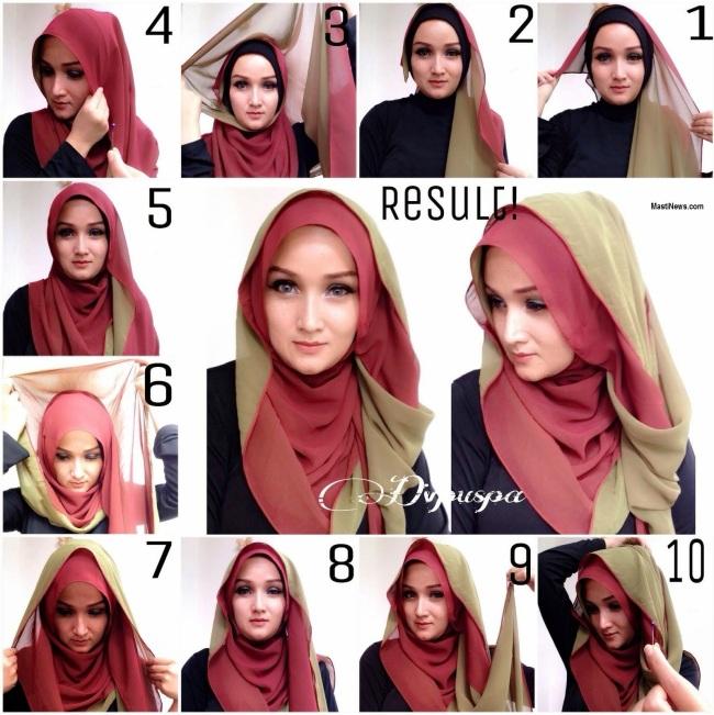 364 HAWA-Inspirasi Hijab untuk Si Pipi Chubby-3