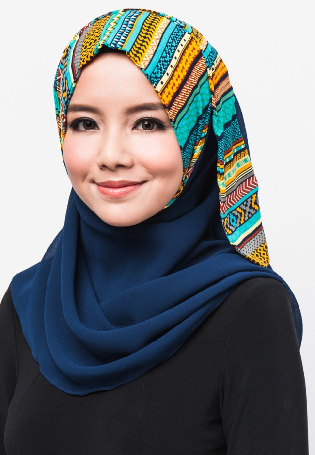 364 HAWA-Inspirasi Hijab untuk Si Pipi Chubby-4
