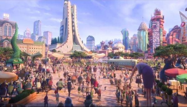 372 HAWA-Zootopia Movie Review Ketika Para Hewan Beraksi-3