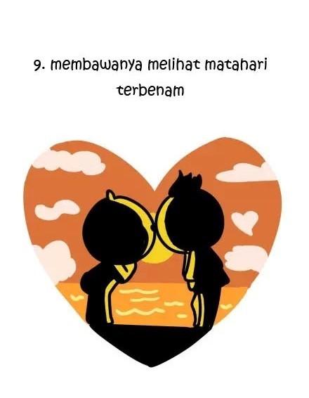 429 HAWA-Hal-hal yang Ingin Dilakukan Ketika Memiliki Kekasih (Versi Cowok)-9