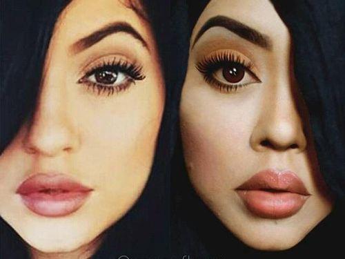 436 HAWA-Sangat Mirip Hijabers Ini Bertransformasi Jadi Kylie Jenner Hingga Tinker Bell-1