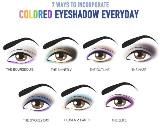 439 HAWA-Tips Menggunakan Eyeshadow Berwarna, Yuk Cek Tipsnya Disini-1
