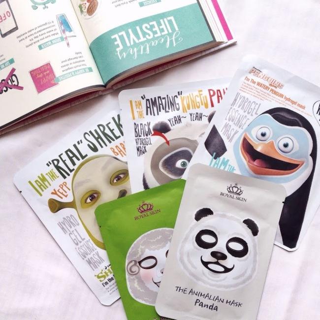 446 HAWA-Kata Razan Izazi Yuk Intip Masker Berbahan Gel Terbaru dari Korea-3