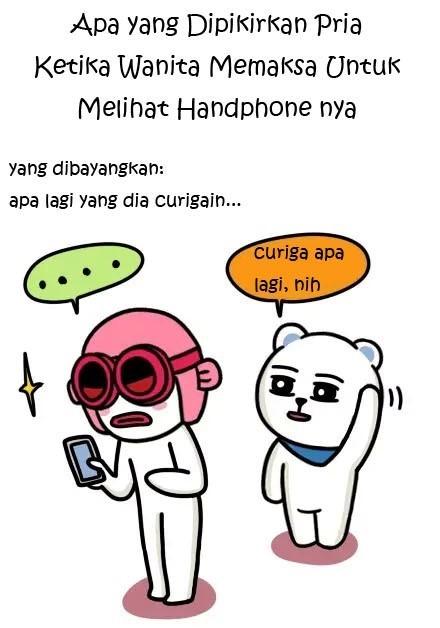 447 HAWA-Apa yang Dipikirkan Pria, Ketika Wanita Memaksa Untuk Melihat Handphone nya-1