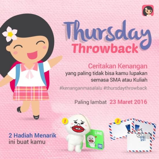 Thursday-Throwback