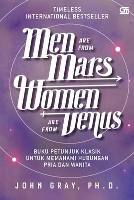 """522 HAWA-Ketahui Lebih Banyak Soal Laki-Laki di """"Men are from Mars, Women are from Venus""""-1"""