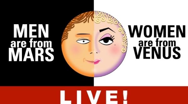 """522 HAWA-Ketahui Lebih Banyak Soal Laki-Laki di """"Men are from Mars, Women are from Venus""""-5"""