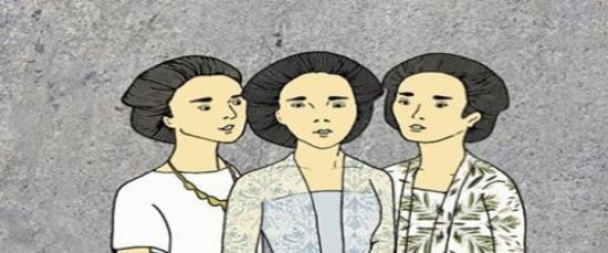 536 HAWA-Kebaya Modern Untuk Perempuan Masa Kini-3