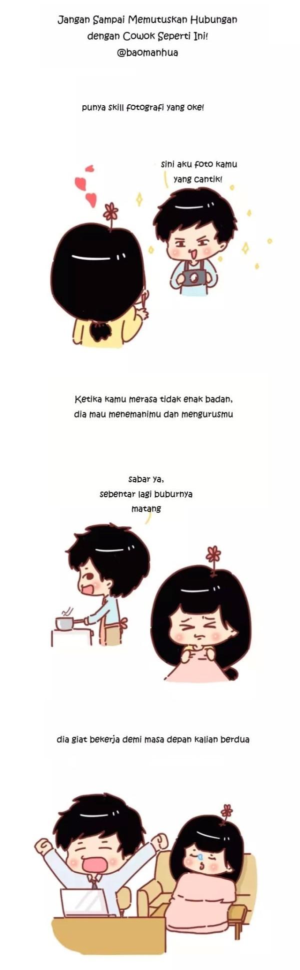 555 HAWA-Jangan Sampai Memutuskan Hubungan dengan Cowok Seperti Ini!-1