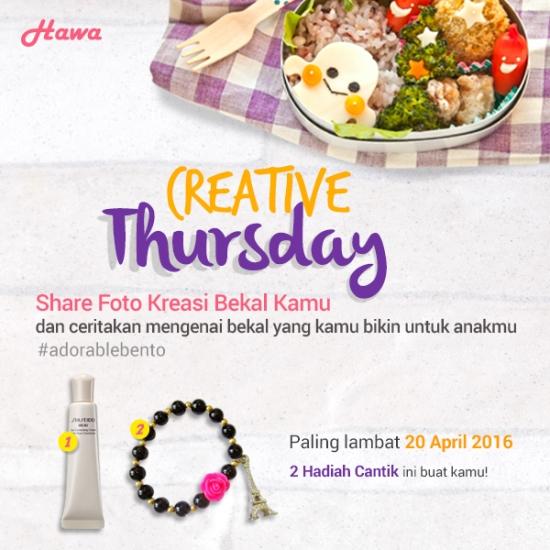 Creative-Thursday