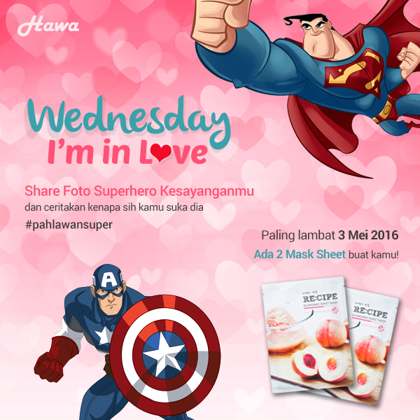 Wednesday-I'm-in-Love 2