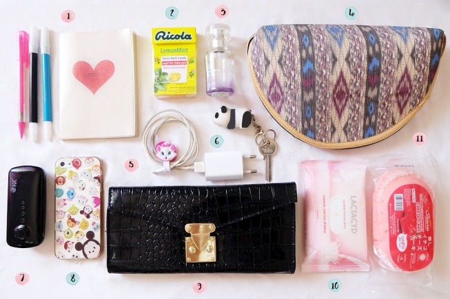 595 HAWA-Ghina Aulia, What's In My Backpack Bagian 1-1