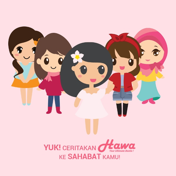 5Hawa Share Friends