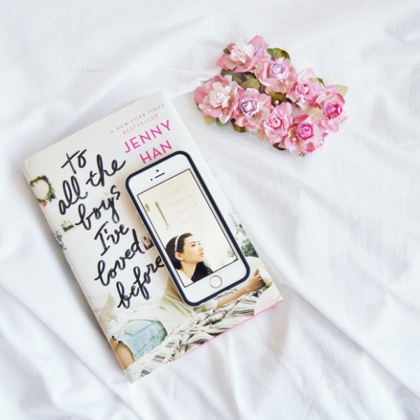 602 HAWA-To All The Boys I've Loved Before karya Jenny Han-2