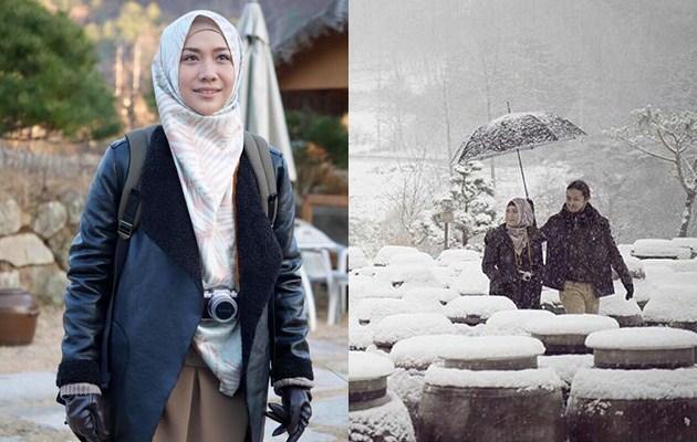 604 HAWA-Hijab Traveler, Love Sparks In Korea-1