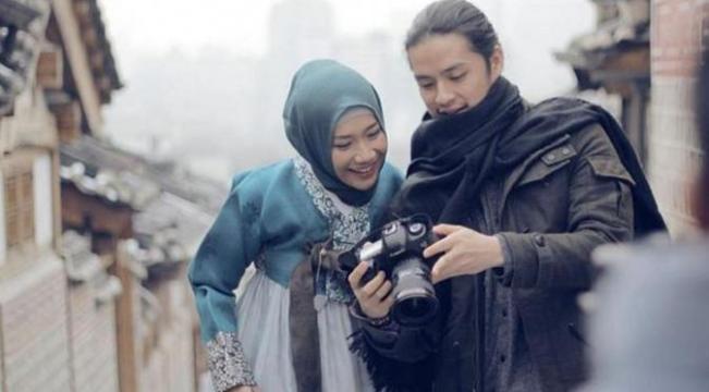 604 HAWA-Hijab Traveler, Love Sparks In Korea-2