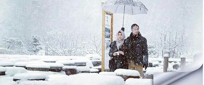 604 HAWA-Hijab Traveler, Love Sparks In Korea-3