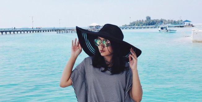 617 HAWA-Razan Izazi, Ini 5 Alasan Kenapa Kamu Harus Pakai Primer Makeup-4