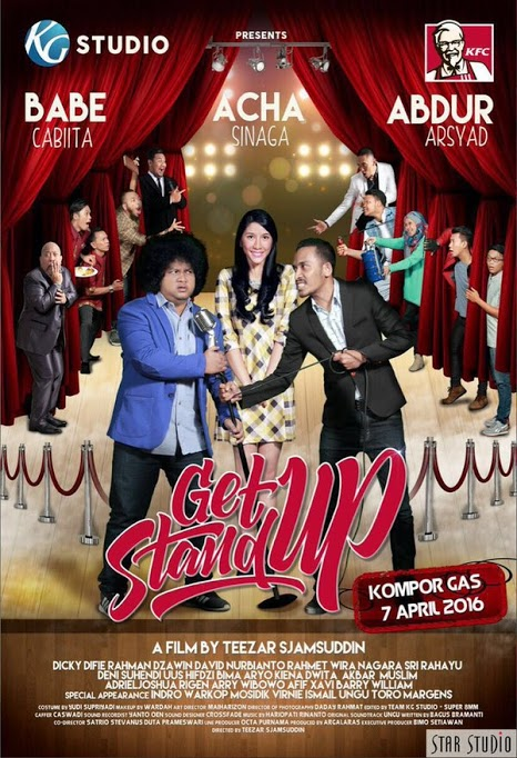 620 HAWA-Get Up Stand Up, Cerita Dibalik Kehidupan Komika Tak Selalu Penuh Tawa-1