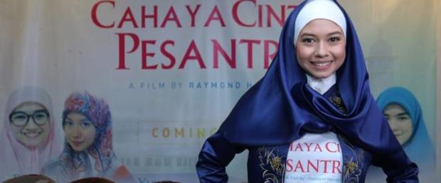 652 HAWA-Ustadz Yusuf Mansyur Mengangkat Kehidupan Pesantren, Melalui Film 'Cahaya Cinta Pesantren'-4