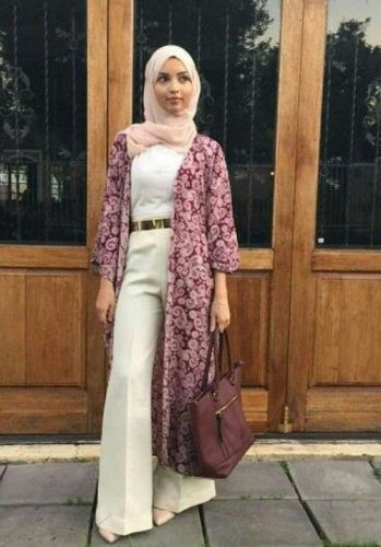 Coba Yuk Padu Padan Hijab Ini Untuk Gaya Liburan Yang Stylish Dan