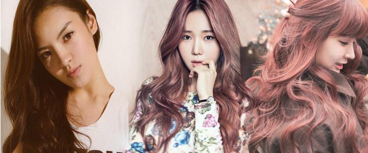 Cari Gaya Rambut Baru Ini 5 Pilihan Seleb Korea Yang Paling Digemari Hawa Blog