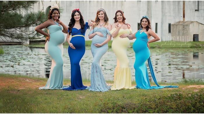 Bikin-Bergidik--Wanita-Hamil-Ini-Nekad-Lakukan-Sesi-Foto-Kehamilan-Dengan-Sekumpulan-Lebah--Begini-Hasilnya--master-1354369628